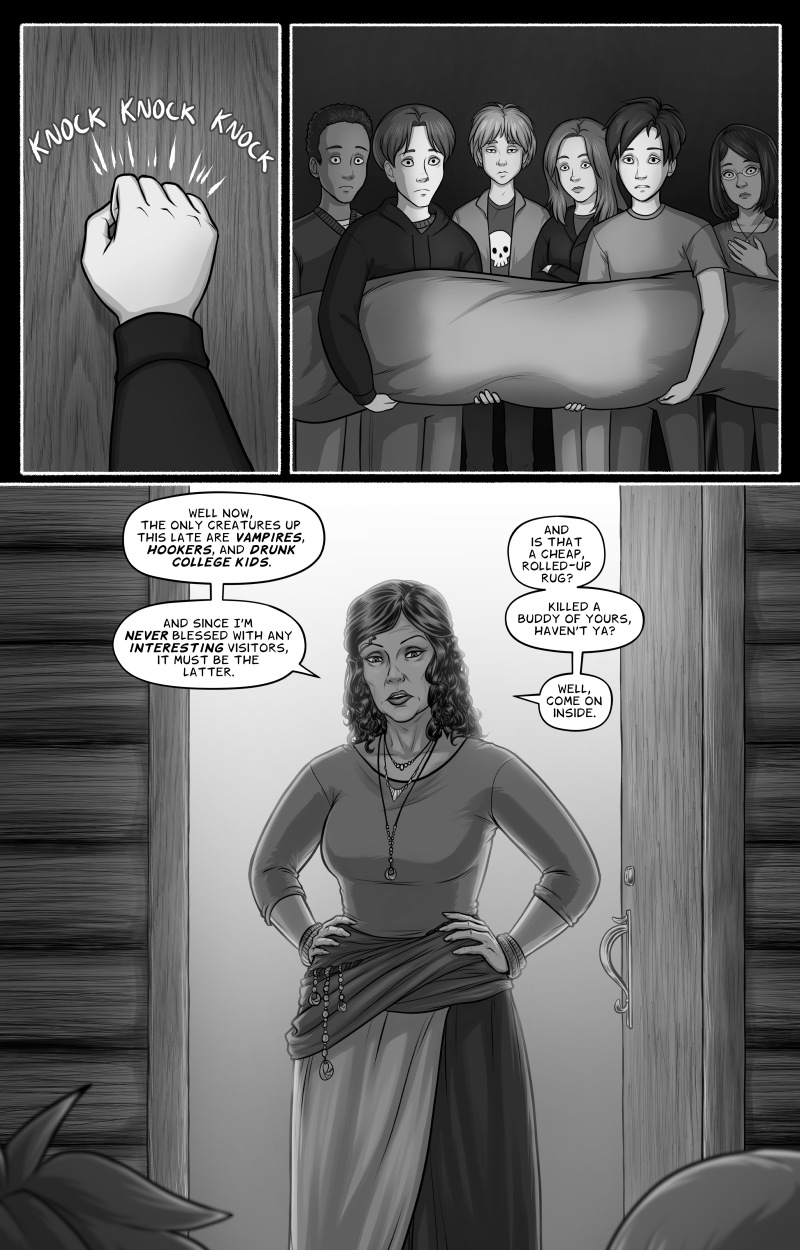 Page 21 - Carpet Body Bag
