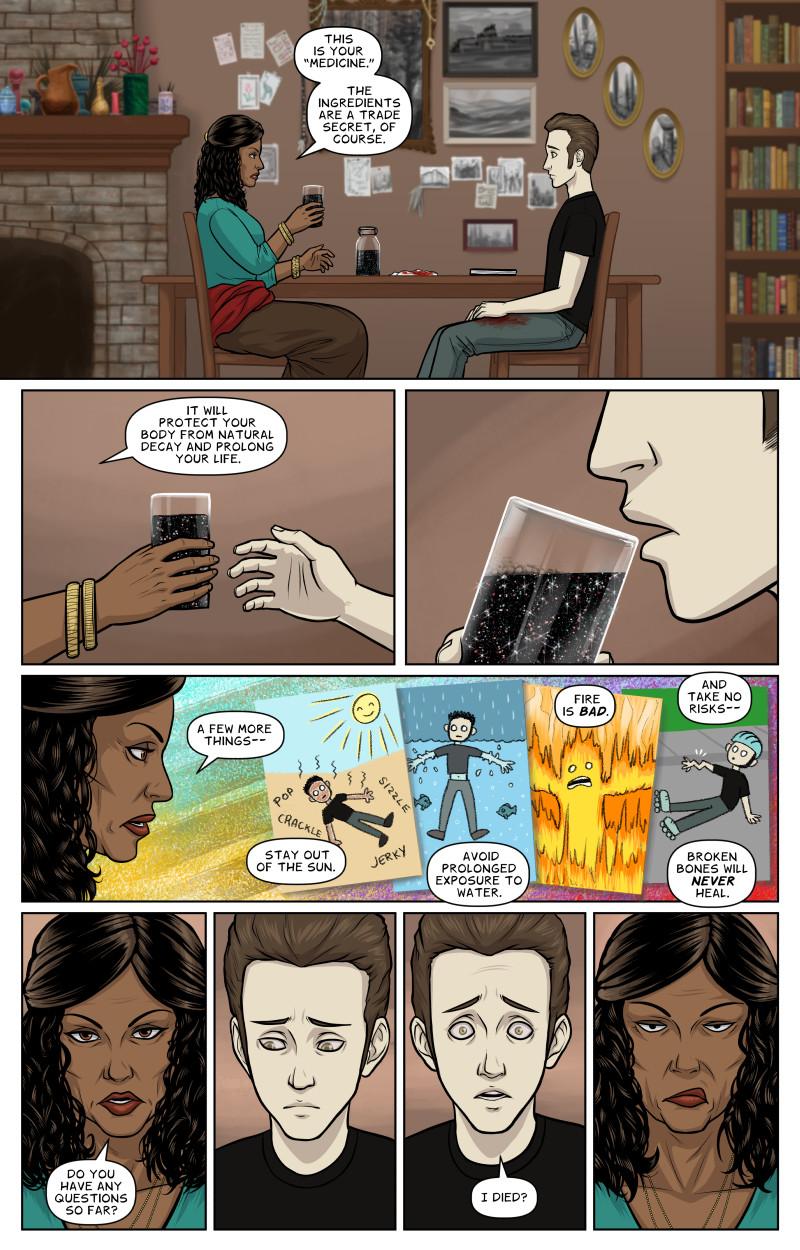 """Page 31 - """"Medicine"""""""
