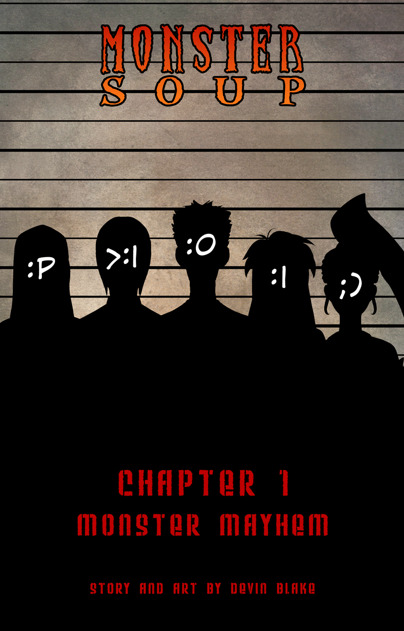 Chapter 1 - Cover