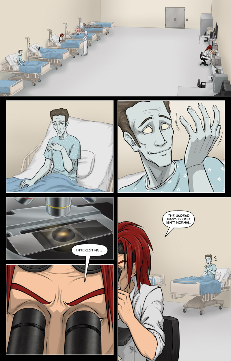 Ch4 P54 - The Infirmary
