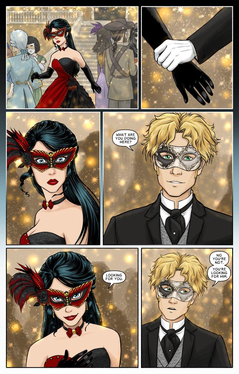 Page 14 - Masked Stranger